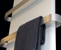 Wieszaki na ręczniki na grzejniku ALU ZEN - VASCO